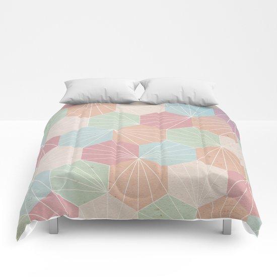 Pastel Comforters