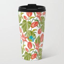 Origami Garden Travel Mug