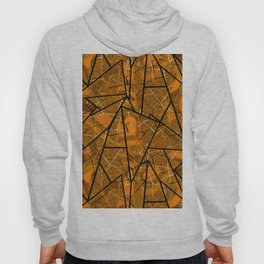abstract geometric pattern. Hoody