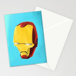 Dude of Iron Stationery Cards
