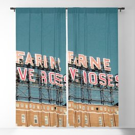 Farine Five Roses Blackout Curtain