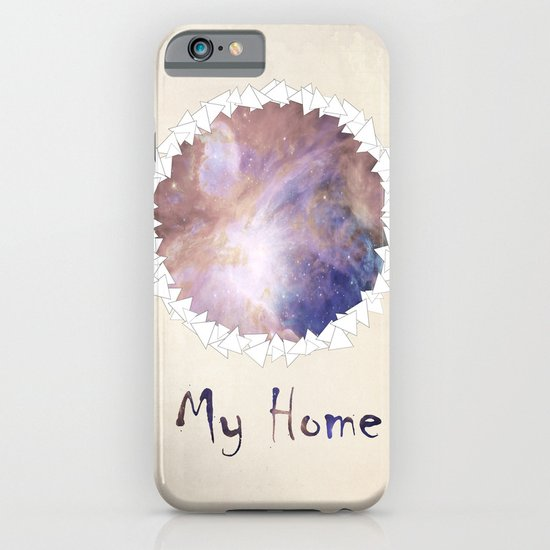 MY HOME iPhone & iPod Case