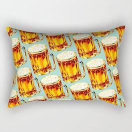 Beer Pattern 2 Rectangular Pillow