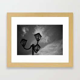 Waiting for Light Framed Art Print