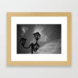 Waiting for Light Framed Art Print