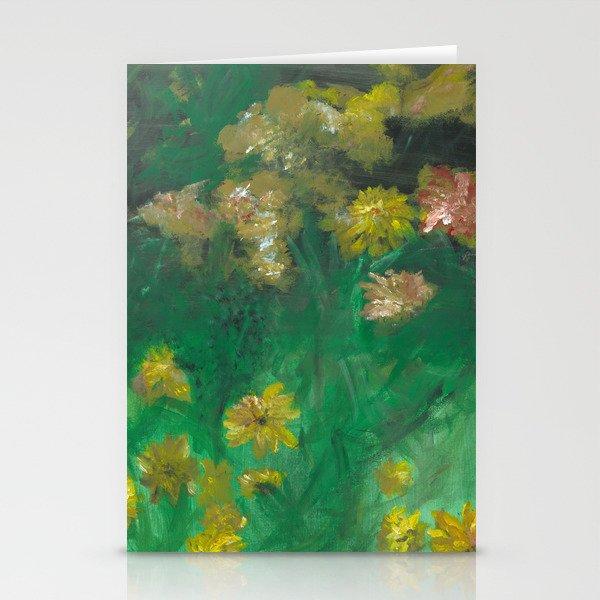 Sun Blossom Stationery Cards