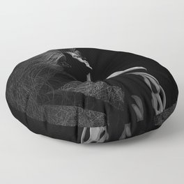 Circe by Moonlight Floor Pillow