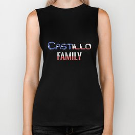 Castillo Family Biker Tank