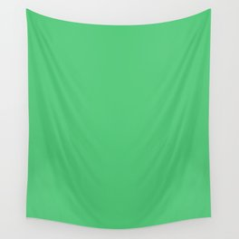 Emerald Green Wall Tapestry