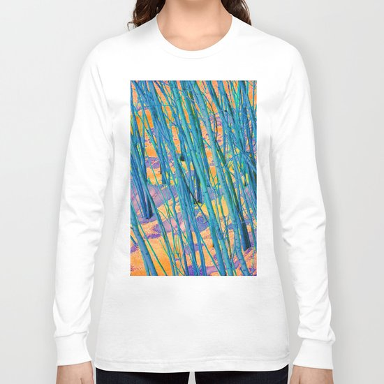 The Green Woods Long Sleeve T-shirt