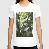 jungle T-shirts featuring jungle by Geronimo Studio