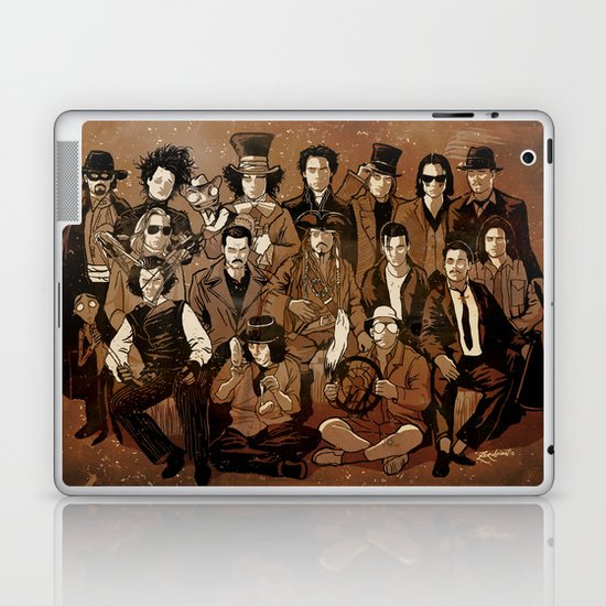 Depp Perception Laptop & iPad Skin
