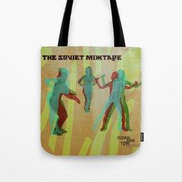 The Soviet Mixtape Tote Bag