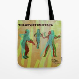 The Soviet Mixtape Tote Bag