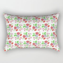 Wild with Wildflowers Rectangular Pillow