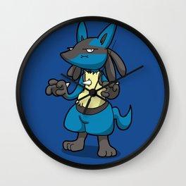 Pokémon - Number 448! Wall Clock