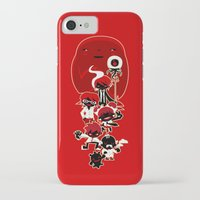 manga iPhone & iPod Cases featuring Manga family! by LuisD