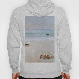 """""""Serenity beach"""". Sunset at the beach Hoody"""