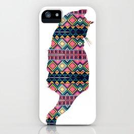 Aztec Cat iPhone Case