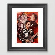 Unsustainable Framed Art Print