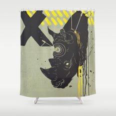 Trophy Kill Shower Curtain
