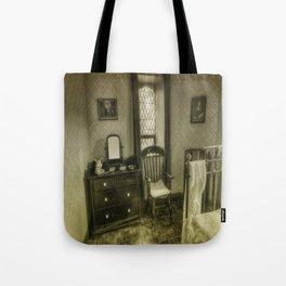 Elegant Bedroom Tote Bag