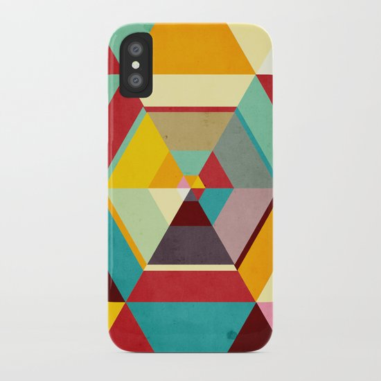 Color Mess iPhone Case