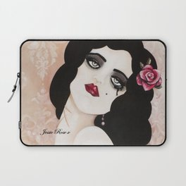 SINNER & SAINT  Death is only a Dream  Laptop Sleeve
