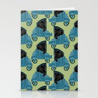 cars Stationery Cards featuring Cars by Cliodhna Ztoical