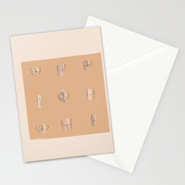 Ode to Bums Stationery Cards