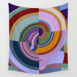 Colour Revolution NINE Wall Tapestry