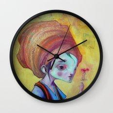 Flying Circus Wall Clock
