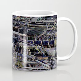 Over-Engineered Coffee Mug