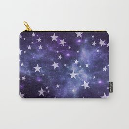ALL STARS PURPLE Carry-All Pouch