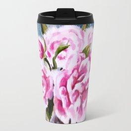 Flowers pot Travel Mug