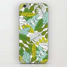 Modern Tropics iPhone & iPod Skin
