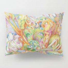 color drop Pillow Sham