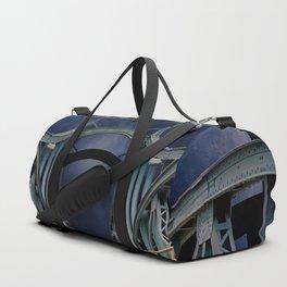 bridge mars space planet Duffle Bag