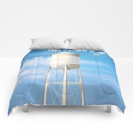 Orlando Florida USA Comforters