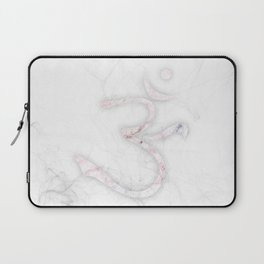 slender smoky om Laptop Sleeve