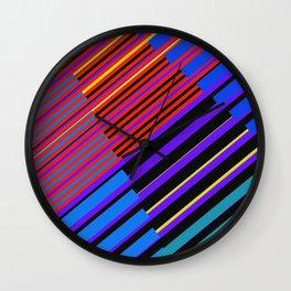 Rising by Kimberly J Graphics Wall Clock