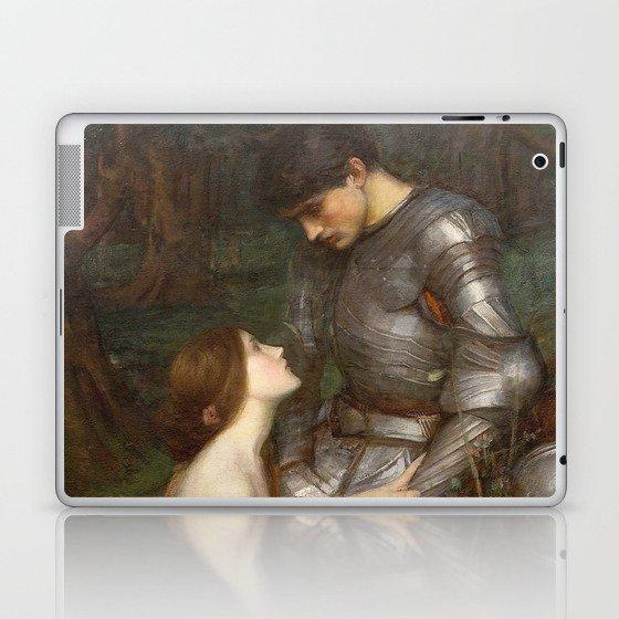John William Waterhouse - Lamia Laptop & iPad Skin