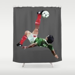 Hugoool Shower Curtain