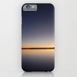 Sunrise Salar de Uyuni 1 - Bolivia - Landscape and Rural Art Photography iPhone Case
