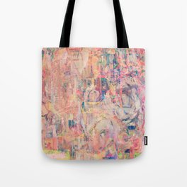Hanging Out in Palma Tote Bag