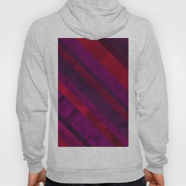 Mixed lines with purple and pink tones Hoody