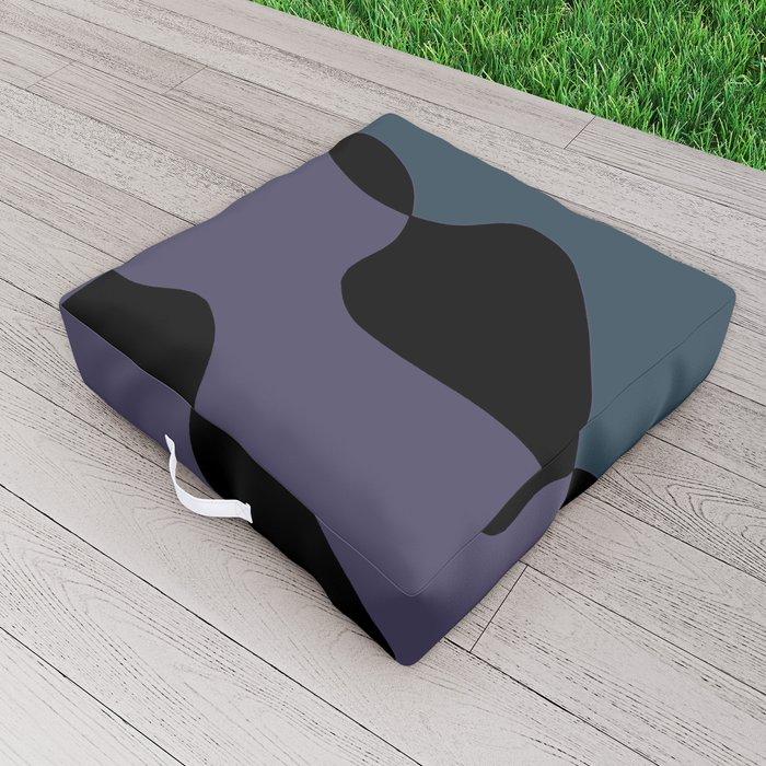 Pendulums Outdoor Floor Cushion