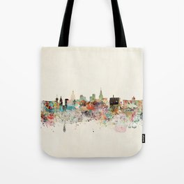 las vegas skyline Tote Bag