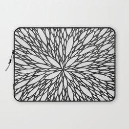 Chrysanthemum Burst Laptop Sleeve