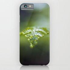 Raining Green Slim Case iPhone 6s